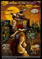 June Coyote Video Game Ad by Virus-20