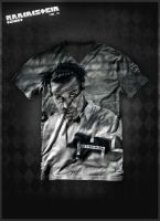 Rammstein t-shirt vol.2 by waterdesign
