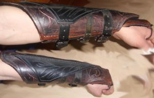 Old bracers. by Philosybe