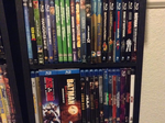 Updated Comic Book Blu-Ray Collection by bvw1979
