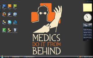Medics Do It From Behind by jiggly