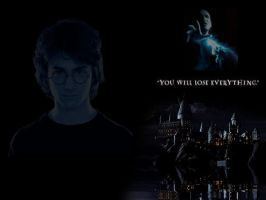 Harry Potter wallpaper by Devil-Wolf-1999