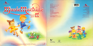 Music Machine Part II ''All About Love'' by C-E-Studio