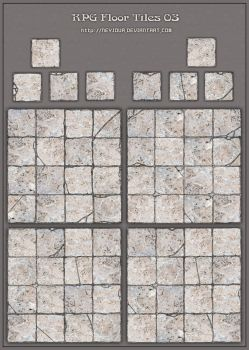 RPG Floor Tiles 03 by Neyjour