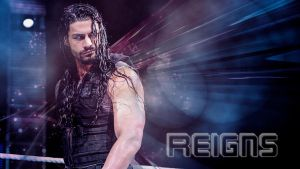 Roman Reigns by Sexton666