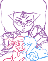 Stronger Than You, Stronger with you - wip by kochiyourin