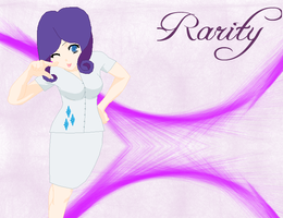 Human Rarity REDESIGN by Marshmellow334