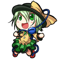 My Little Koishi by Lui421