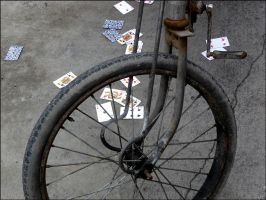Bicycles by TeriStearns