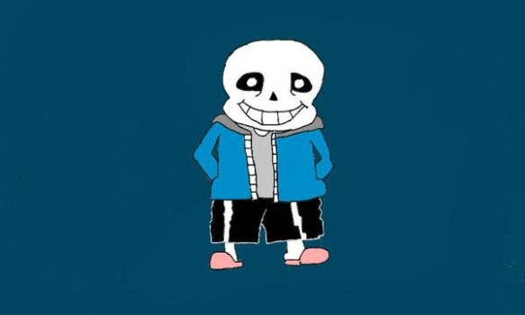 Sans The Skeleton  by EdEddnEddy3456
