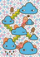 cloud monsta by CoKolate