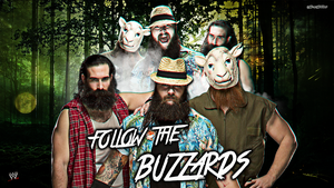 The Wyatt Family Wallpaper Made By My [HD] by EdgarLazarte