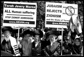 Judaism Rejects Zionism by digitalgrace