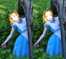 Alice headless winks to you by Re-Aska