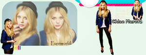Chloe Moretz Layout by emmagarfield