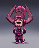 Thomas :: Galactus [Over-due Colors] by stinawo