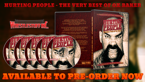 Hurting People -The Very Best of Ox Baker DVD by TheIronSkull