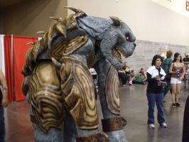 Monster (Cosplay) by gear25