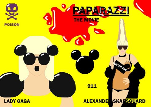 Papparazzi The Movie Poster 1 by Mister-ESS