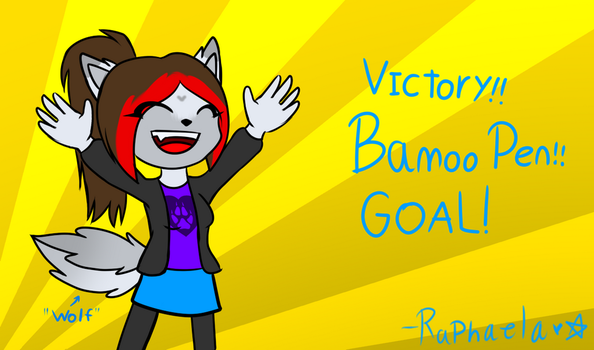 Victory by Raphaela123