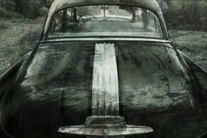 Old Car Daguerreotype by TheBirdsFeathers
