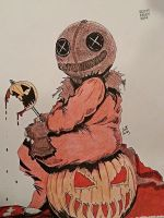 Trick 'R Treat (Sam) by SSJBROLY