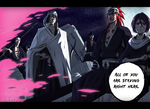 Bleach 585 - They will become his shield! by MarxeDP