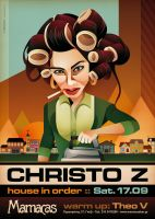Christo Z - House in Order by prop4g4nd4