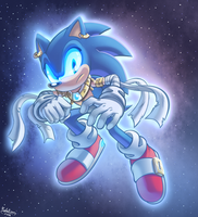 Sonic -  Ghosts of the Future by SailorMoonAndSonicX