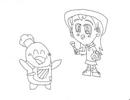 Kirby Characters 4 by Dancrew2010