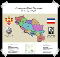 Commonwealth of Yugoslavia by enannglenn