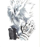 Giotto: 1st Vongola of the Sky by Kurogane7856