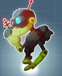 Mr.Zurkon-Ratchet and Clank by MAGAM88
