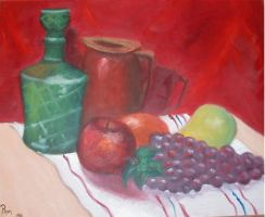 Grape Still Life by aphon