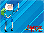 Adventure time Wallpaper 02 by Skylight1989