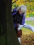 Peek-a-boo! [ Xerxes Break - Pandora Hearts] by Kawaii-Lero