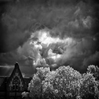 Sky infrared by MichiLauke