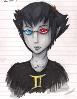 Sollux Captor by sashema