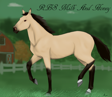 RBS Milk and Honey by Redfeathyrs