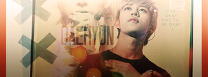 [GRAPHICS] Daehyun of B.A.P I by thebrightflame