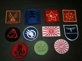 Command and Conquer Badges by tchutch