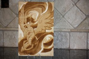 Laser Cut - 'The Chosen One' by DarkFlame75 by Earth-Pony