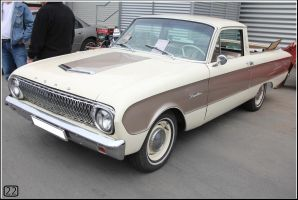 Ford Ranchero by 22photo