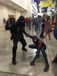 Supercon Cosplay 2015: Ultimate Spider-Man by shadowdelta47