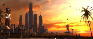 The Tower District by DanBrownCGI