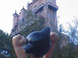 Astro and Tower of Terror by Dragonrider1227