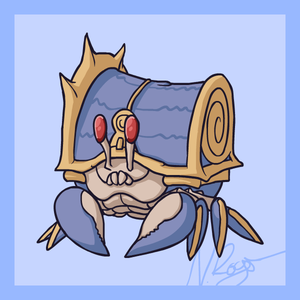 Monsterpedia #9: Cargocrab