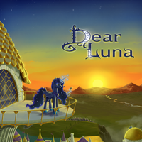 Dear Luna by 1Jaz