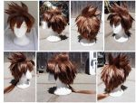 Goku Wig from Saiyuki by taiyowigs
