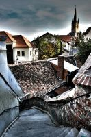 Sibiu in septembrie by blegozaurus
